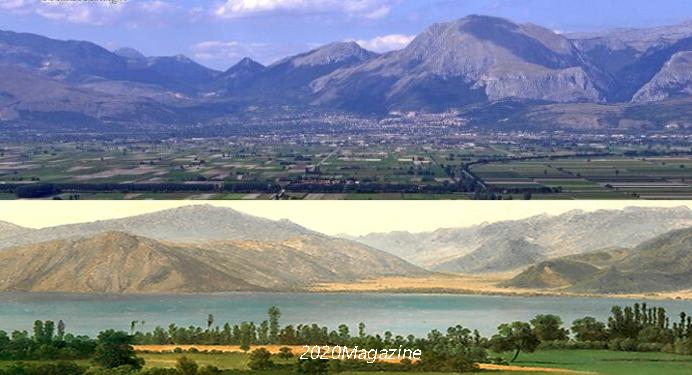 La reificazione del Fucino, il lago perduto
